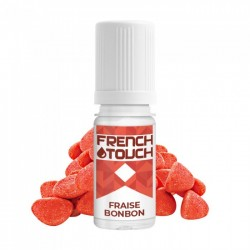 FRENCH TOUCH Fraise Bonbon 10ML
