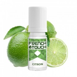 FRENCH TOUCH Citron 10ML