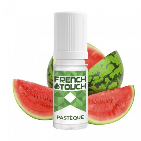 FRENCH TOUCH Pastèque 10ML