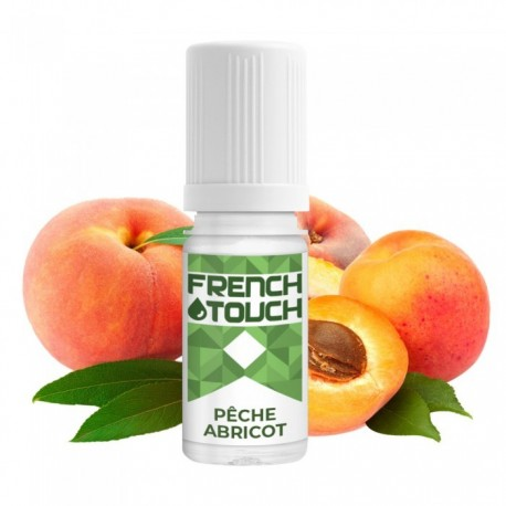 FRENCH TOUCH Pêche Abricot 10ML