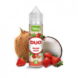 FRENCH TOUCH Tasty Duo Fraise Coco 50ml