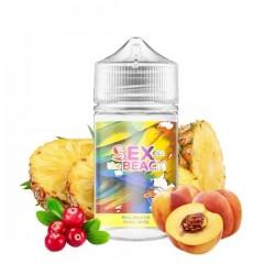 2x Crazy Juice by Mukk Mukk Sunrise Sex On The Beach 50ML