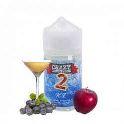 2x Crazy Juice by Mukk Mukk Crazy Champagne 2 Ice 50ML