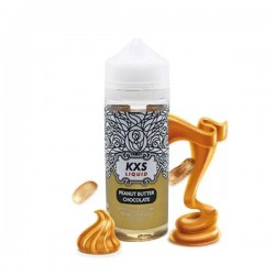2x Peanut Butter Chocolate 100ML