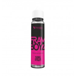 2x Fifty Framboyz 50ML