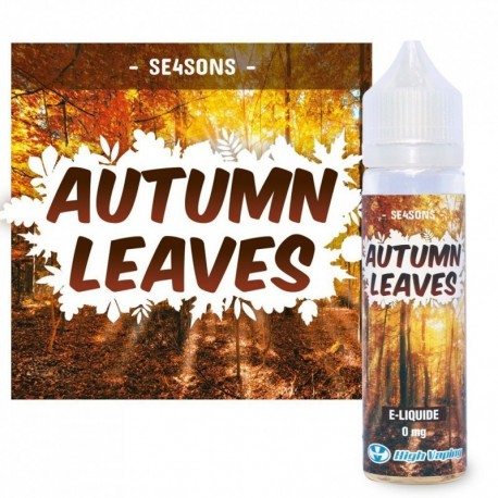 HIGH VAPING AUTUMN LEAVES 50ML