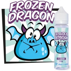 2x FROZEN DRAGON 50ML
