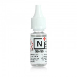 10x Booster de nicotine N+ 10ML 20mg 50PG/50VG
