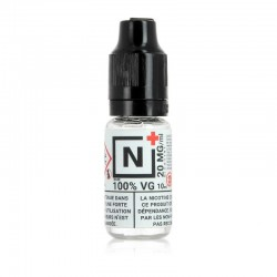 100x Booster de nicotine N+ 10ML 20mg 100VG