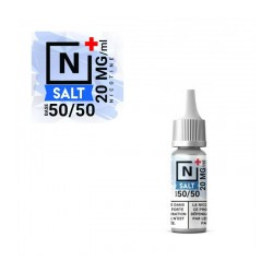50x Booster Sel de nicotine 20mg 50PG/50VG 10ML