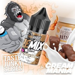 4x Concentré SWAG JUICE CREAM MANIA TASTE JUNKY SERIES 30ML