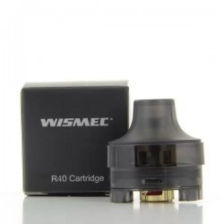 Cartouche WISMEC Pod R40
