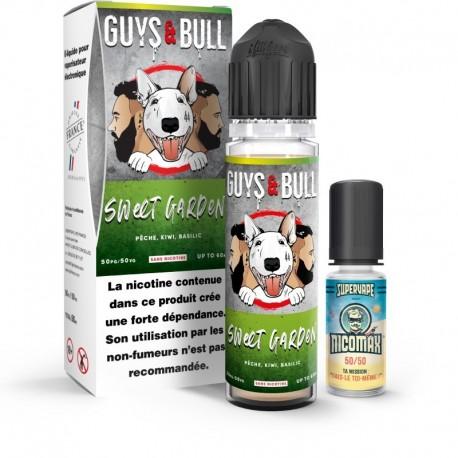 Guys & Bull Sweet Garden 50 ml + 1 booster Nicomax 20mg